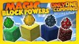 Magic Block Powers In One Command