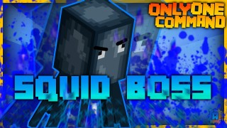 Squid Boss Fight Only One Command