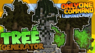 Tree Generator In One Command!
