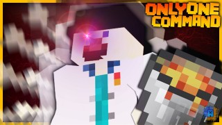 Minecraft: Dinnerbone Boss Only One Command