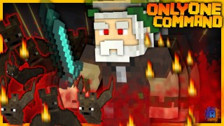 Minecraft: Jeb_ Boss Battle Only One Command