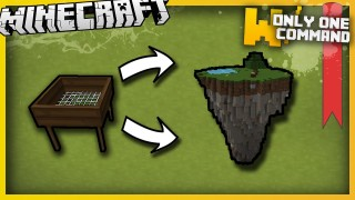 Minecraft: Ex Nihilo Sieves, silkworms & crucibles Only One Command