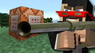Minecraft: Super Weapons Only One Command