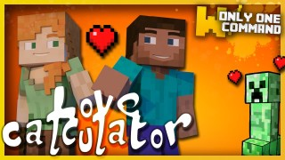 Minecraft: Love Calculator Only One Command