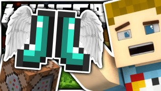 Minecraft: The Elytra Boots Only One Command