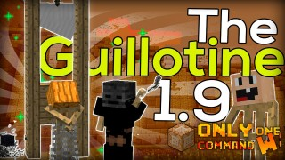 Minecraft: The Guillotine v2 Only One Command