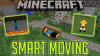 Minecraft: Smart Moving Only One Command