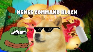 Minecraft: Memes Only One Command