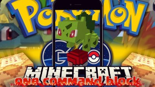 Minecraft: Starter Pokémon Only One Command