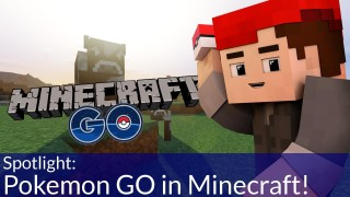 Minecraft: Pokémon GO 2.0 Only One Command