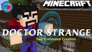 Minecraft: Doctor Strange Only One Command