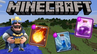 Minecraft: Crash Royale Only One Command