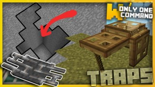 Minecraft: Deadly Traps Only One Command