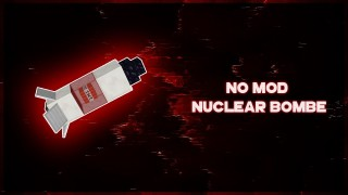 Minecraft: Nuclear Bomb Only One Command