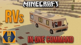 Minecraft: Campers Only One Command