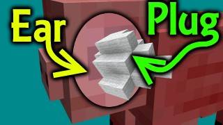 Minecraft: Ear Plugs Only One Command