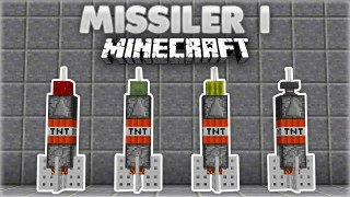 Minecraft: Missiler Only One Command