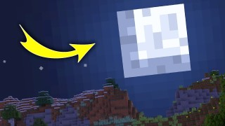 Minecraft: No More Day (Infinity Darnkess) Only One Command