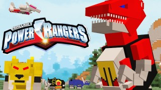 Minecraft: Power Rangers Only One Command