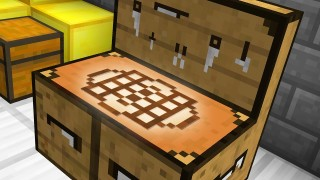 Minecraft: Advanced Crafting Table Only One Command