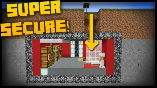 Minecraft: Bunker Only One Command