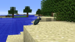 Minecraft: Fish Out Of Water Challenge Only One Command