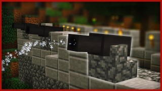 Minecraft: Pirate Cannon Only One Command