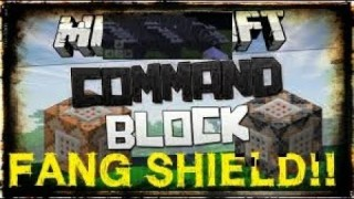 Minecraft: Fang Shield Only One Command