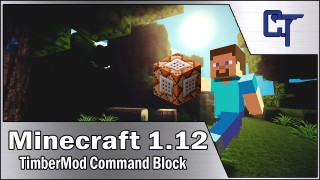 Minecraft: Timber Only One Command (v2)