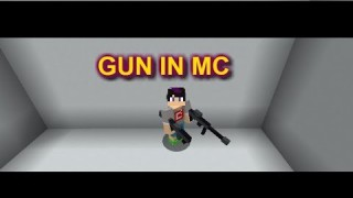 Minecraft: Guns Only One Command