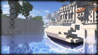 Minecraft: Working Boat Only One Command