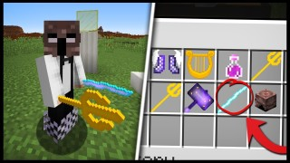 Minecraft: God Items Only One Command (v2)