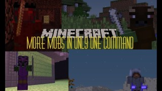Minecraft: More Mobs Only One Command (v2)