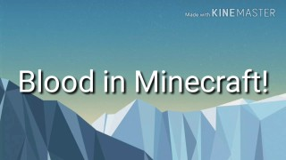 Minecraft: Blood Only One Command v3