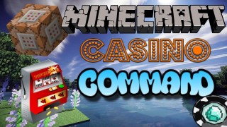 Minecraft: Casino Only One Command