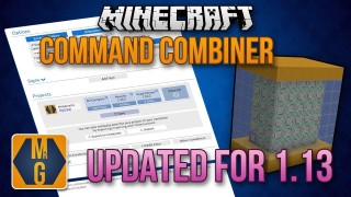Minecraft: Only One Command Generator