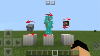 Minecraft: 5 Robots Only One Command | Only One Command