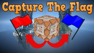 Minecraft: Capture The Flag Only One Command