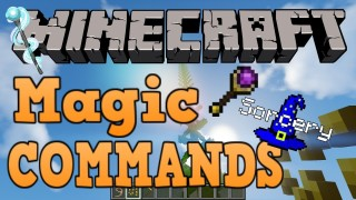 Minecraft: Magic Only One Command